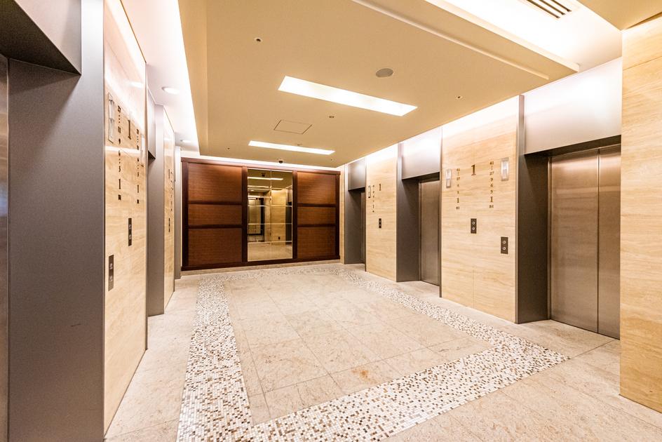 クロスエアタワー 11階 1K 160,000円の写真8-slider