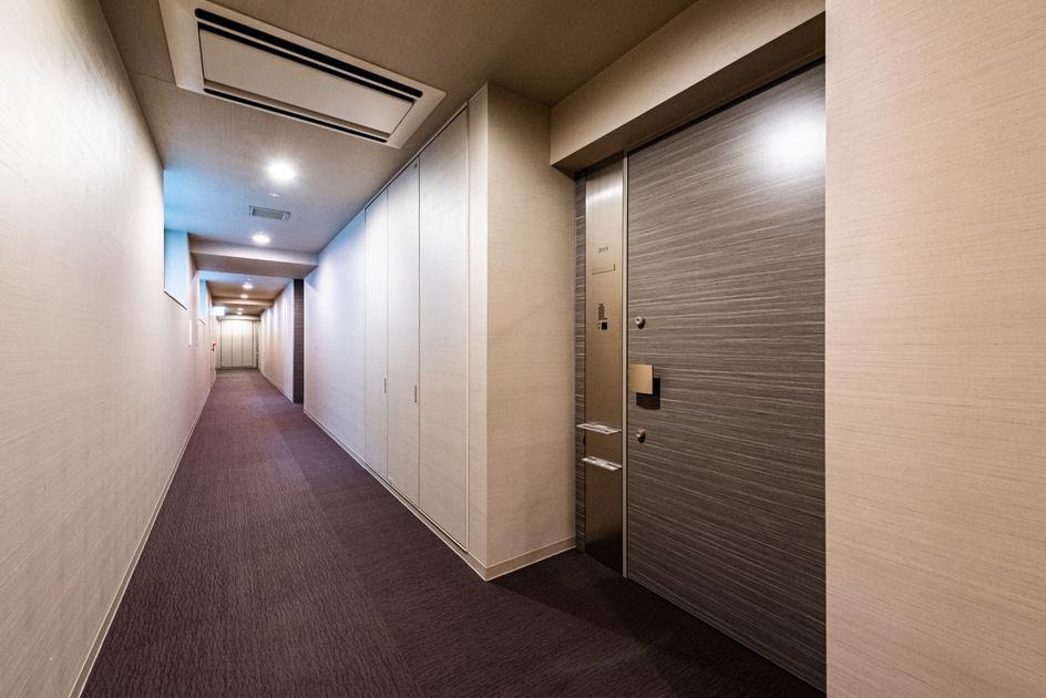 クロスエアタワー 11階 1K 160,000円の写真15-slider
