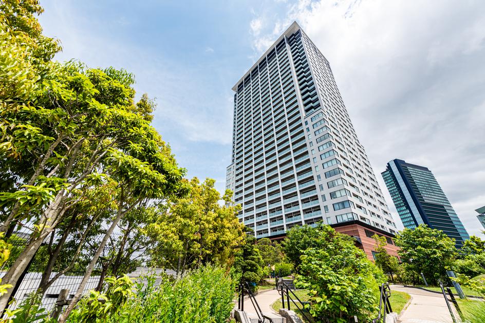クロスエアタワー 11階 1K 160,000円の写真2-slider
