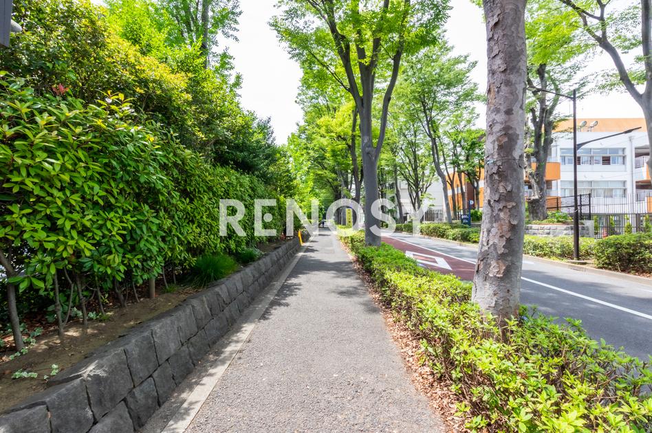 広尾ガーデンヒルズ ノースヒルM棟の写真8-slider