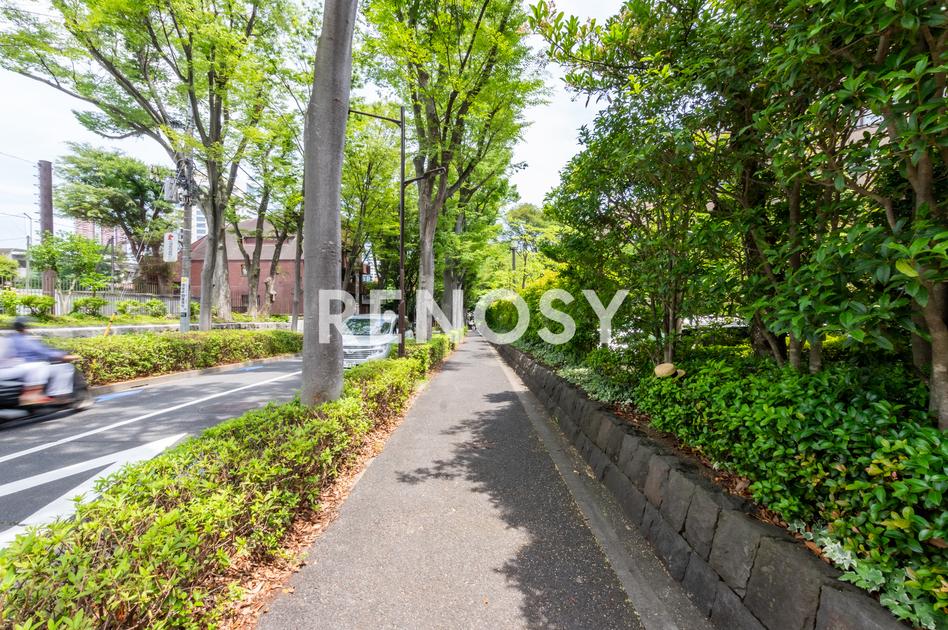 広尾ガーデンヒルズ ノースヒルM棟の写真9-slider
