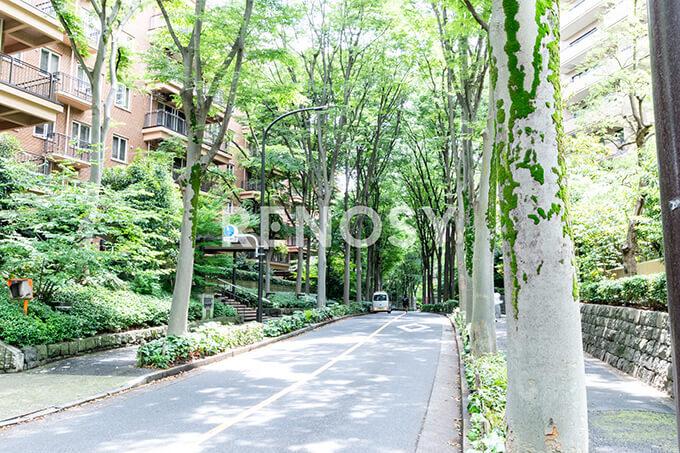 広尾ガーデンヒルズの写真6-slider