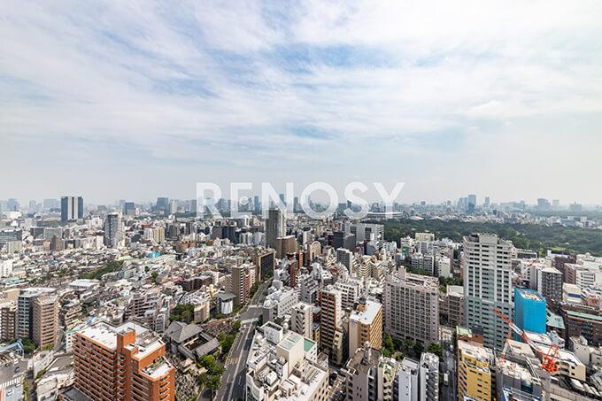 富久クロスコンフォートタワー 48階 2LDK 420,000円の写真27-slider