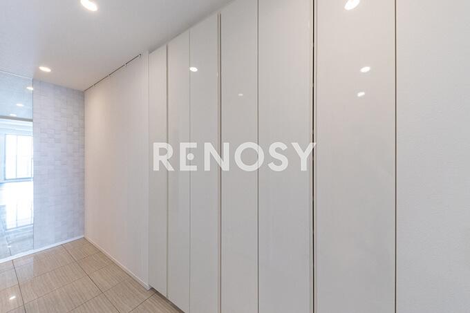 富久クロスコンフォートタワー 48階 2LDK 420,000円の写真22-slider