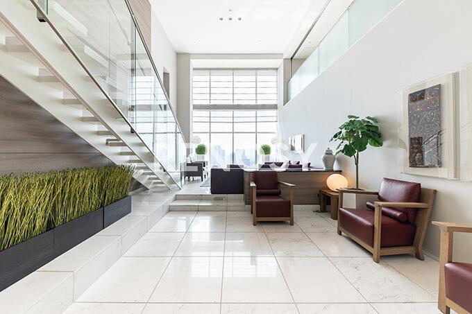 富久クロスコンフォートタワー 48階 2LDK 420,000円の写真8-slider