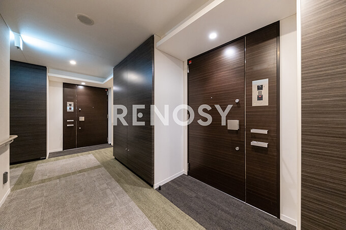 富久クロスコンフォートタワー 48階 2LDK 420,000円の写真17-slider