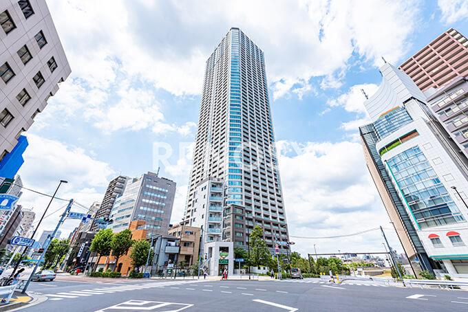 富久クロスコンフォートタワー 48階 2LDK 420,000円の写真2-slider