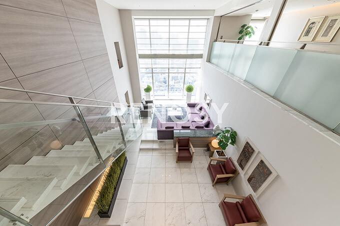 富久クロスコンフォートタワー 48階 2LDK 420,000円の写真9-slider
