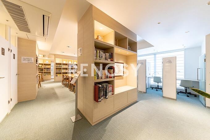 富久クロスコンフォートタワー 48階 2LDK 420,000円の写真10-slider