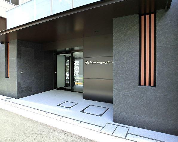 アルビン六本木レジデンス 4階 2LDK 370,000円の写真4-slider