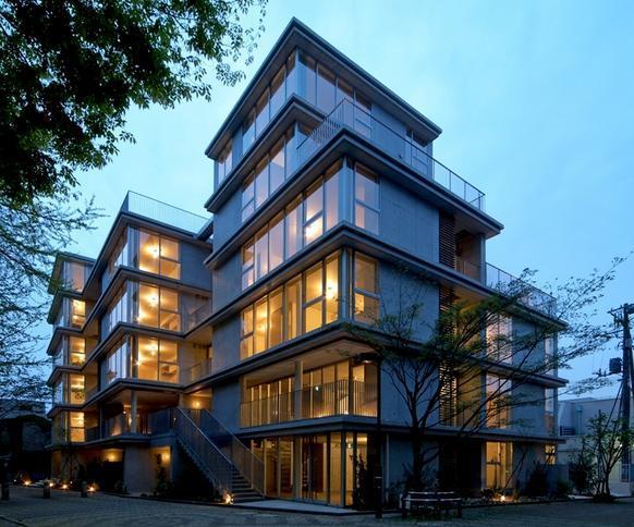 月光町アパートメント 3階 1SLDK 355,990円〜378,010円の写真2-slider