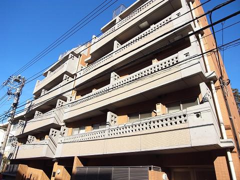 グランステューディオ市ヶ谷薬王寺1・2の写真1-slider