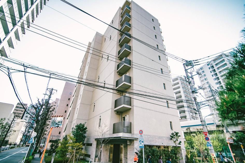パークハビオ目黒リバーサイドの写真3-slider