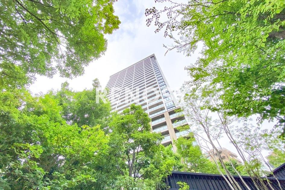 グランドメゾン白金の杜 ザ・タワー 18階 2LDK 420,000円の写真6-slider