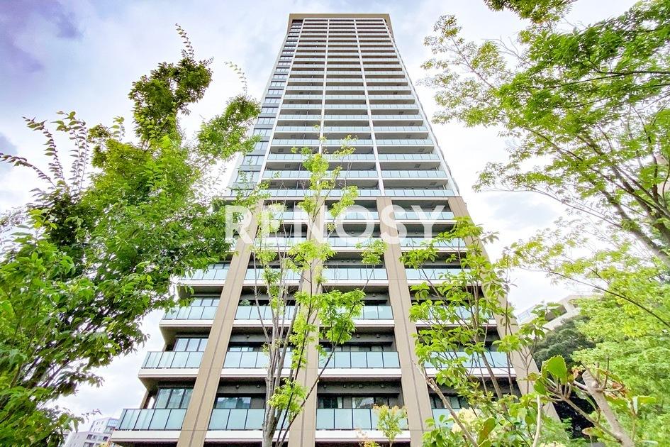 グランドメゾン白金の杜 ザ・タワー 18階 2LDK 420,000円の写真5-slider