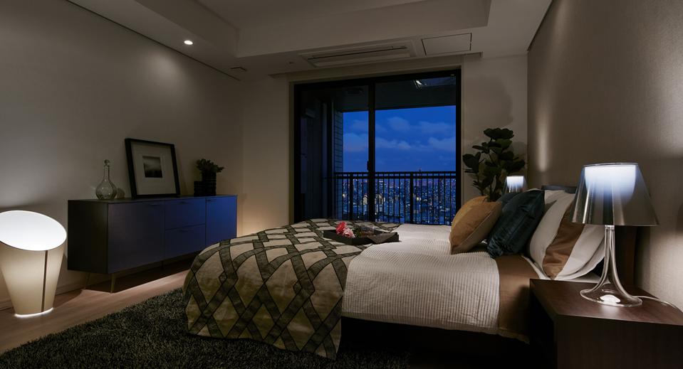 ラ・トゥール新宿ガーデン 37階 1K 270,000円の写真14-slider