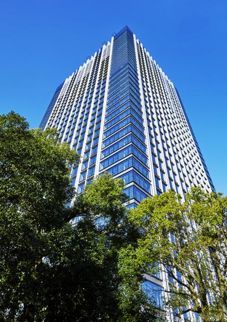 ラ・トゥール新宿ガーデン 37階 1K 270,000円の写真3-slider
