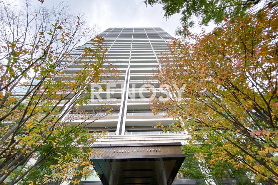 グローバルフロントタワーの写真3-slider