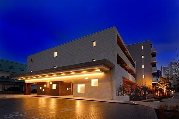 ロイヤルパークス北新宿の写真4-slider