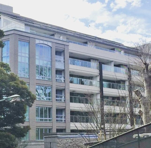 パークマンション三田綱町ザ・フォレストの写真3-slider