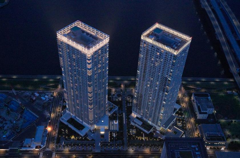 ザ・パークハウス晴海タワーズ ティアロレジデンスの写真2-slider