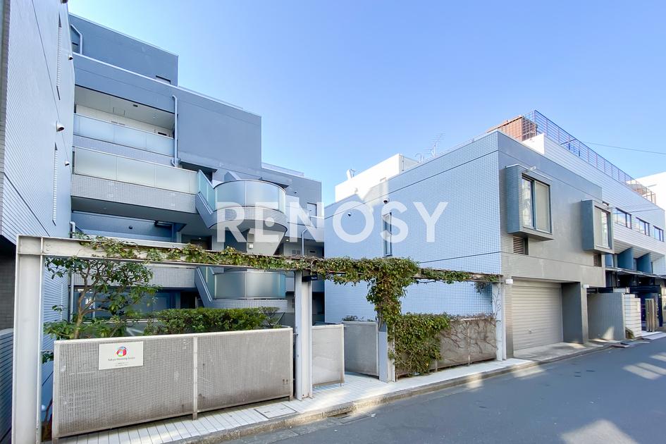 原宿東急アパートメントの写真2-slider