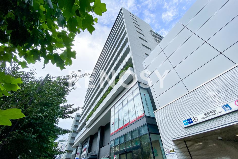 コンフォリア東新宿ステーションフロントの写真4-slider