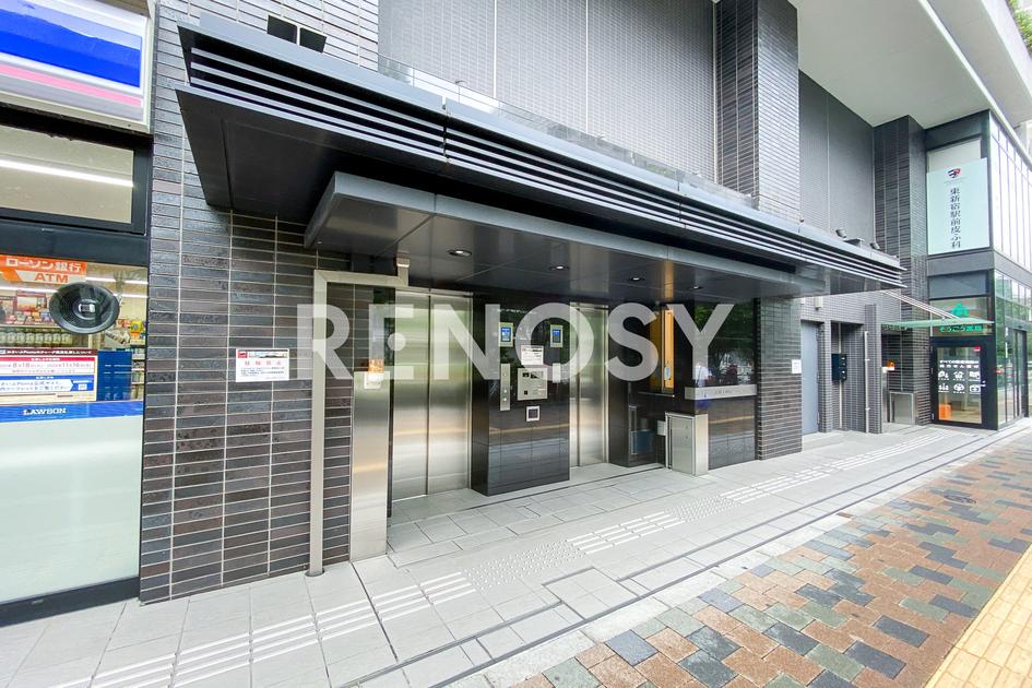 コンフォリア東新宿ステーションフロントの写真2-slider