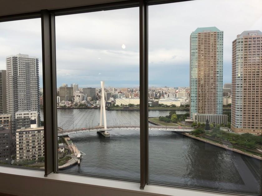 パークシティ中央湊ザ・タワー 32階 2LDK 320,100円〜339,900円の写真19-slider
