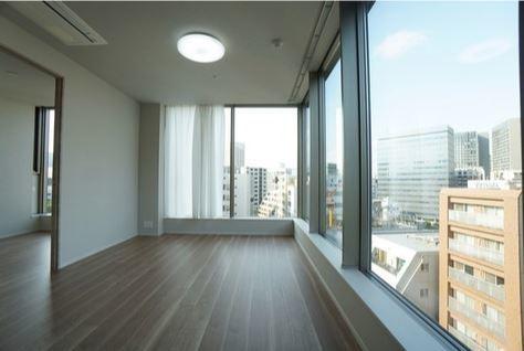 パークシティ中央湊ザ・タワー 32階 2LDK 320,100円〜339,900円の写真20-slider