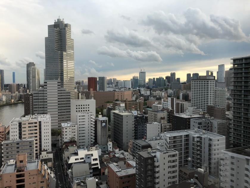パークシティ中央湊ザ・タワー 32階 2LDK 320,100円〜339,900円の写真26-slider