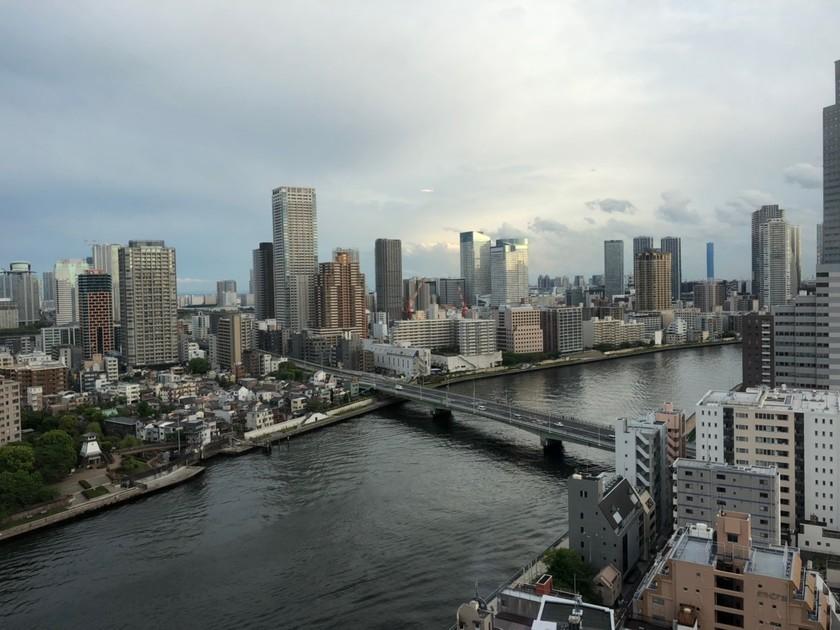 パークシティ中央湊ザ・タワー 32階 2LDK 320,100円〜339,900円の写真27-slider