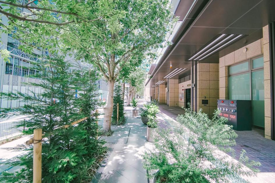 パークシティ中央湊ザ・タワー 32階 2LDK 320,100円〜339,900円の写真10-slider