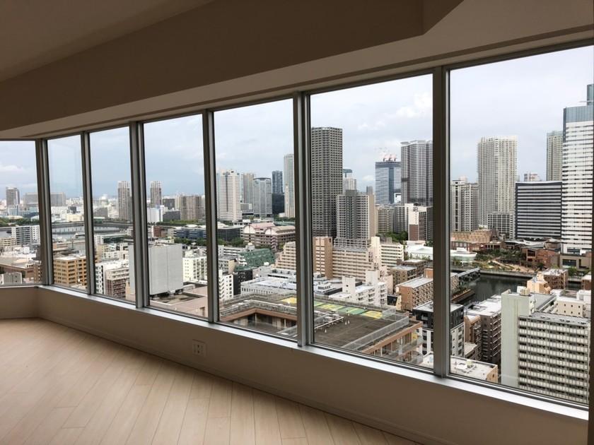 パークシティ中央湊ザ・タワー 32階 2LDK 320,100円〜339,900円の写真17-slider