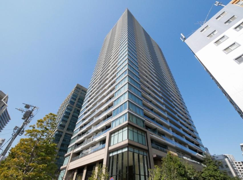 パークシティ中央湊ザ・タワー 32階 2LDK 320,100円〜339,900円の写真3-slider