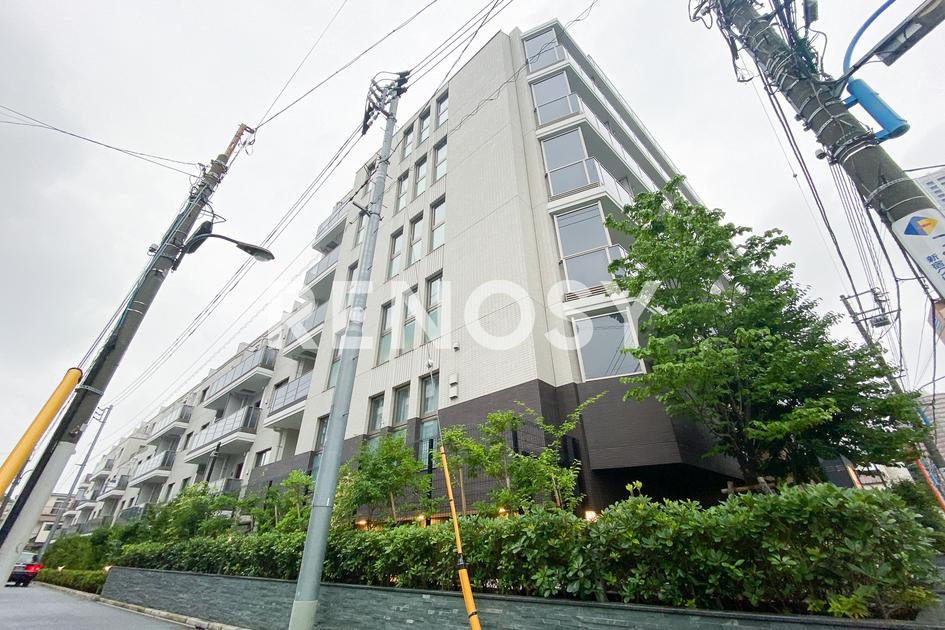 ザ・パークハビオ新宿の写真1-slider