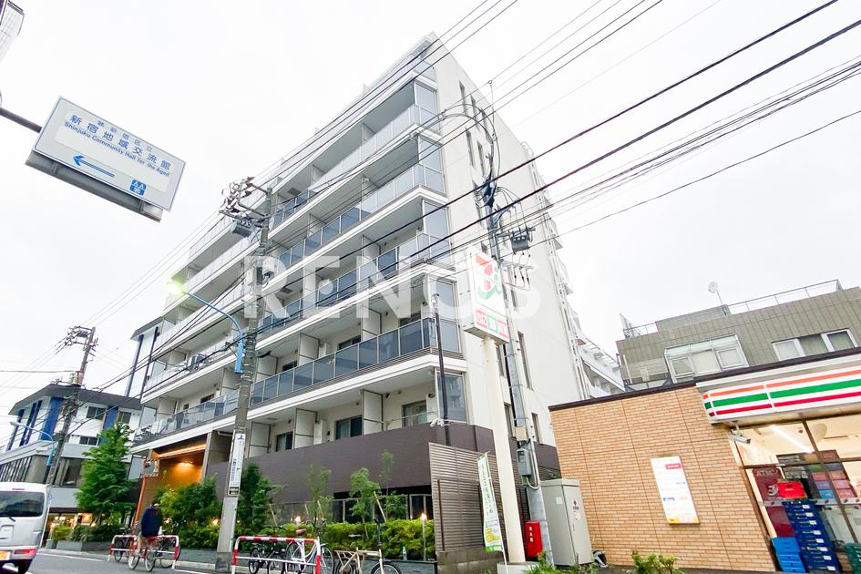 ザ・パークハビオ新宿の写真2-slider