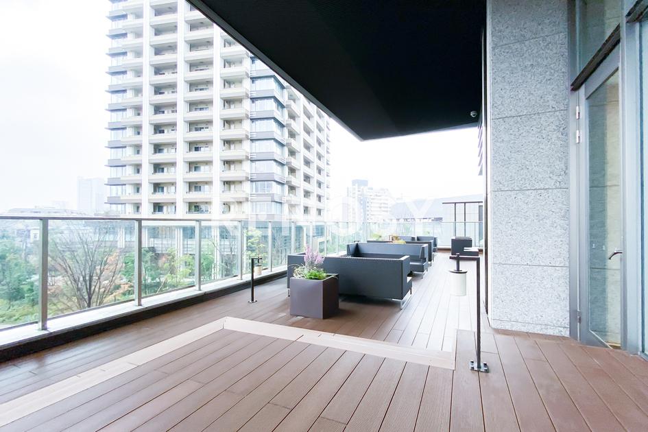 ブリリアタワーズ目黒 S-37階 2LDK 660,000円の写真22-slider
