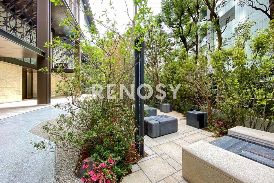 パークコート文京小石川ザ・タワー 35階 2LDK 470,000円の写真6-slider