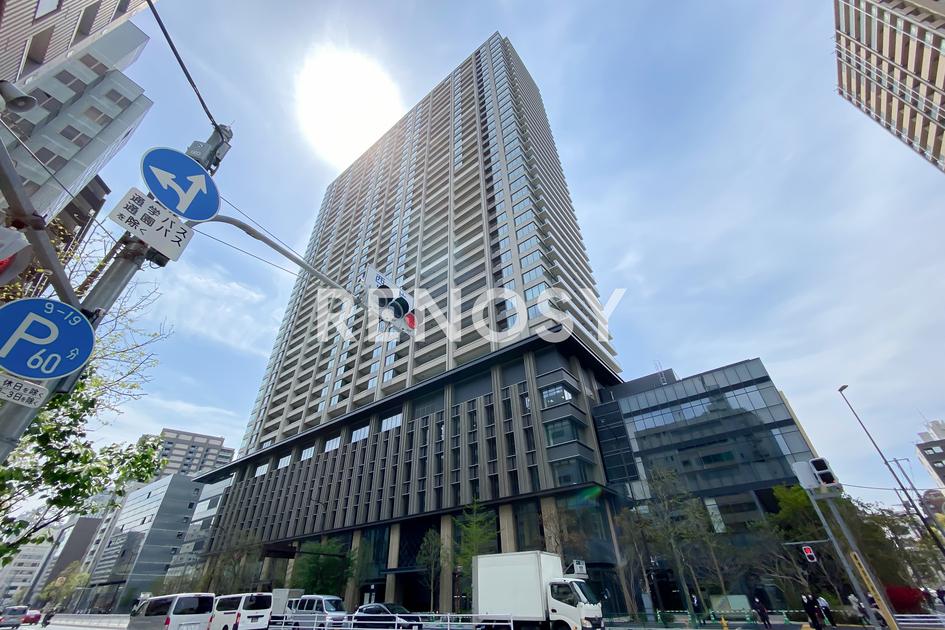 パークコート文京小石川ザ・タワー 35階 2LDK 470,000円の写真4-slider