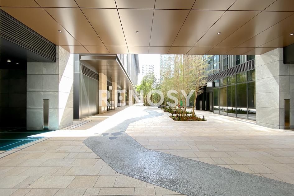 パークコート文京小石川ザ・タワー 35階 2LDK 470,000円の写真9-slider