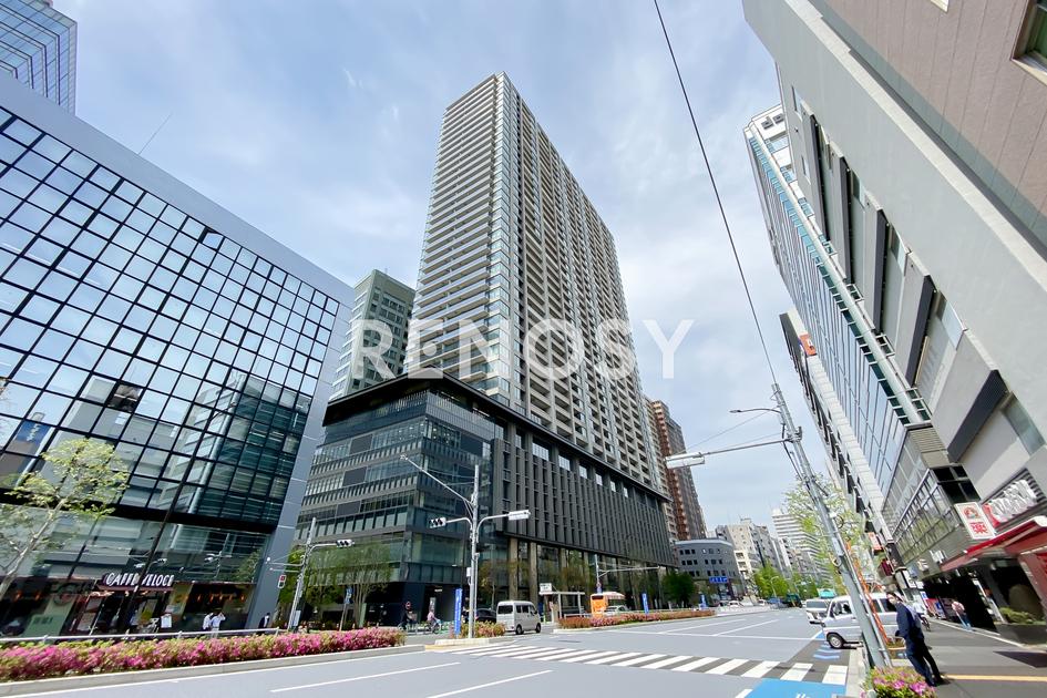 パークコート文京小石川ザ・タワー 35階 2LDK 470,000円の写真5-slider