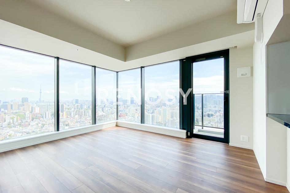 パークコート文京小石川ザ・タワー 35階 2LDK 470,000円の写真30-slider