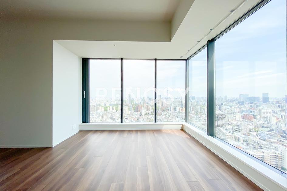 パークコート文京小石川ザ・タワー 35階 2LDK 470,000円の写真31-slider