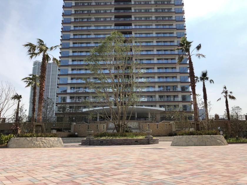パークタワー晴海の写真2-slider
