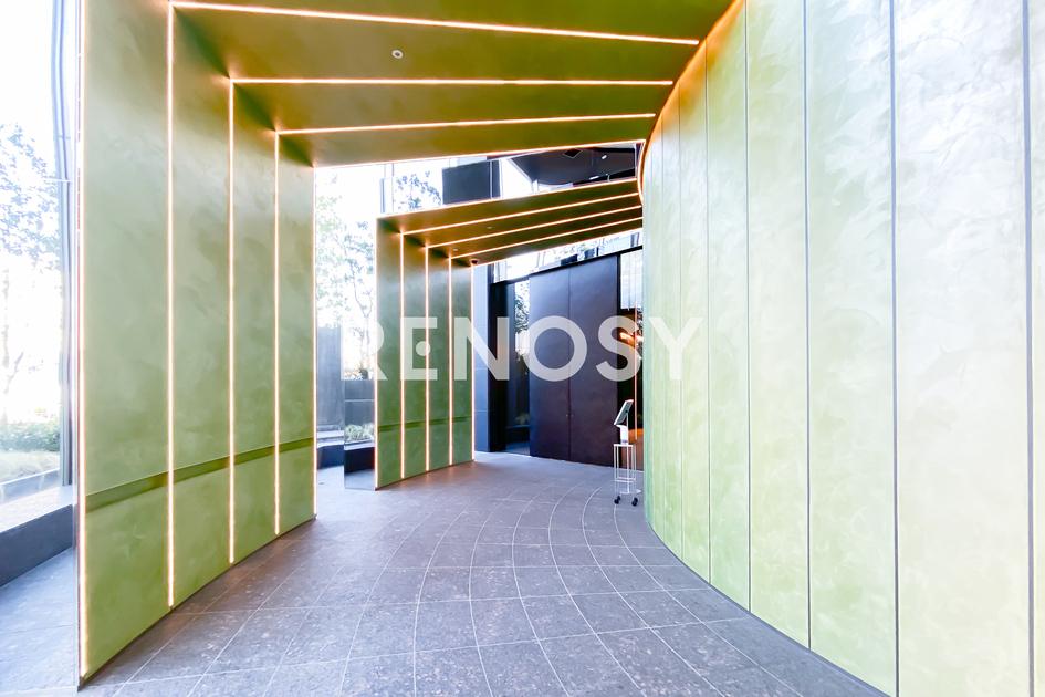 パークコート渋谷ザ・タワー 6階 2LDK 600,000円の写真7-slider