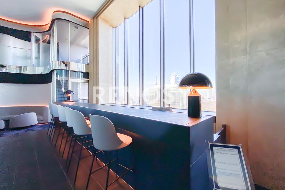 パークコート渋谷ザ・タワー 6階 2LDK 600,000円の写真17-slider
