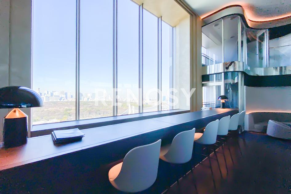 パークコート渋谷ザ・タワー 6階 2LDK 600,000円の写真18-slider