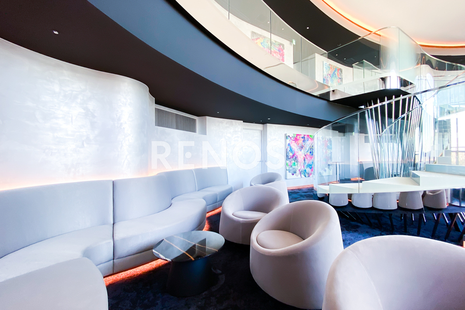 パークコート渋谷ザ・タワー 6階 2LDK 600,000円の写真16-slider