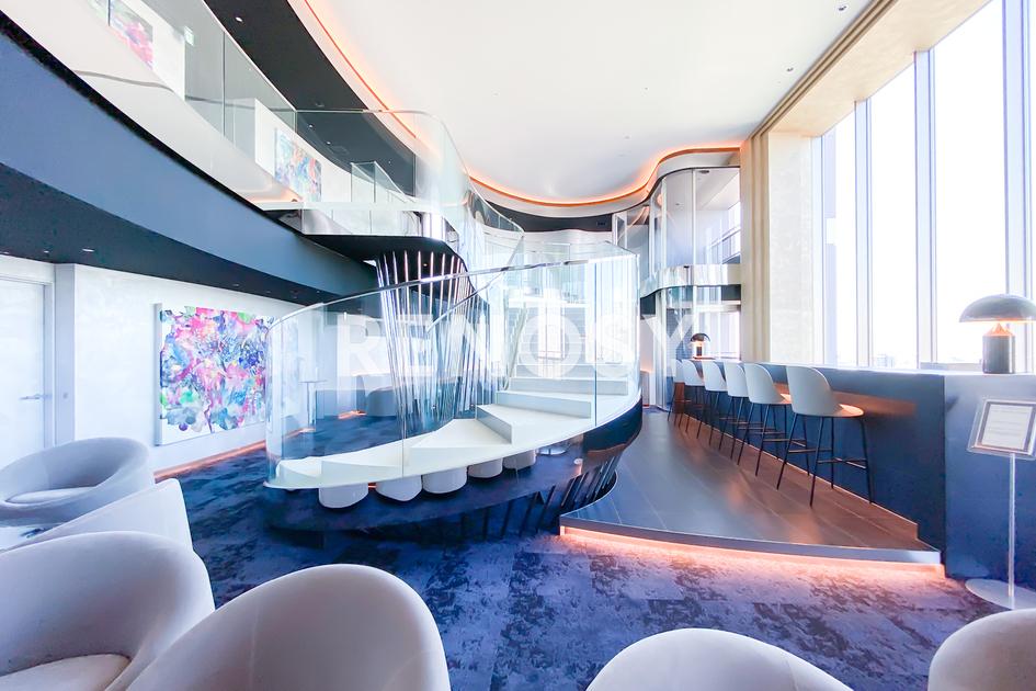 パークコート渋谷ザ・タワー 6階 2LDK 600,000円の写真13-slider